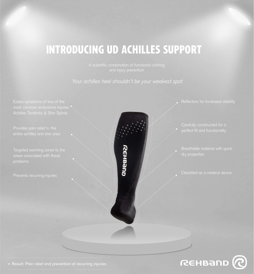 UD Achilles support